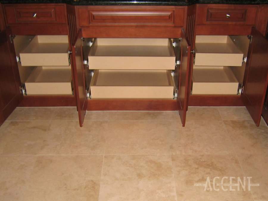 Pullout Drawers